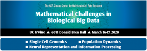 Mathematical Challenges in Biological Big Data